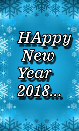 Happy New year wishes 2018 Free Download