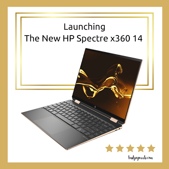 Review HP Spectre x360 14