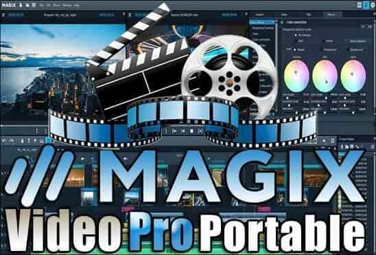 تحميل برنامج MAGIX Video Pro X12 v18.0.1.82 Portable نسخة محمولة مفعلة اخر اصدار
