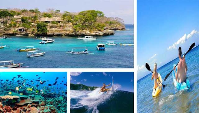 Menelusuri Keindahan Alam Pulau Nusa Lembongan Di Bali