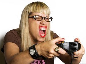 raging video gamers dating