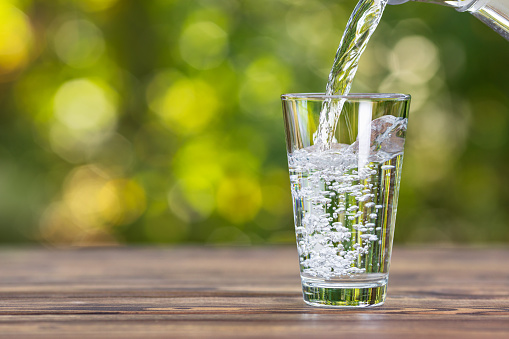 water affects our body health