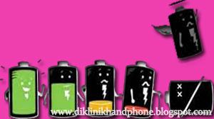 Cara Memperbaiki Baterai Handphone Android Cepat Panas Dan Cepat