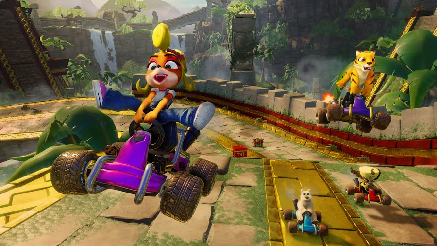 crash team racing remastered 2019 beenox