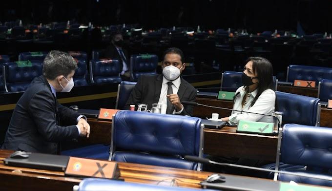 INVESTIGAÇÃO - Pelo MA, Eliziane e Weverton assinam pedido para criar CPI da Covid-19 no Senado