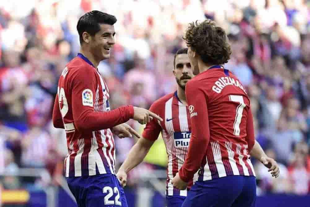 مشاهدة مباراة اتلتيكو مدريد وكولتورال ليونيسا بث مباشر اليوم 23-01-2020 فى كأس ملك اسبانيا