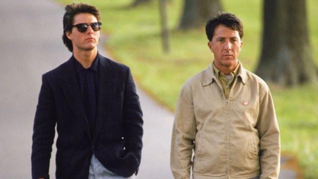 Tom Cruise e Dustin Hoffman em filme sobre Autismo Pedagogia Criativa