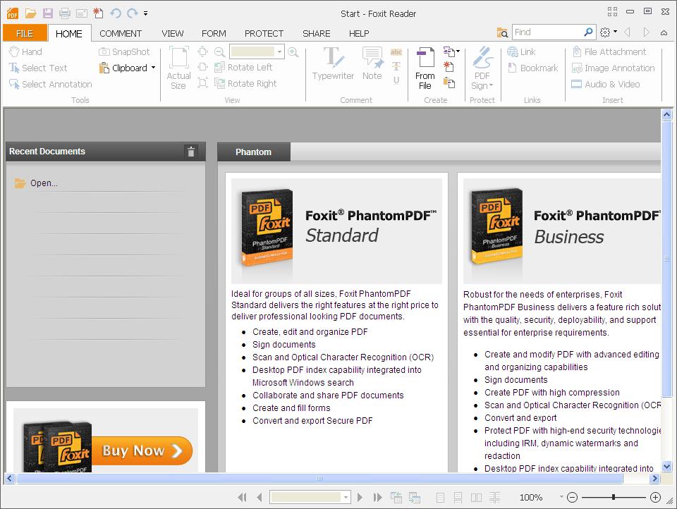 PDF閱讀器 Foxit Reader 繁體中文版 好用的PDF檔案閱讀工具