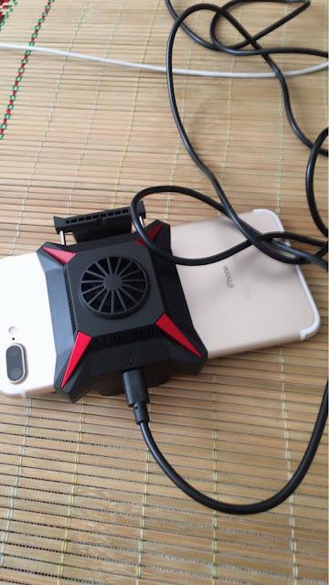 Sản phẩm quạt giải nhiệt cho điện thoại iphone_2