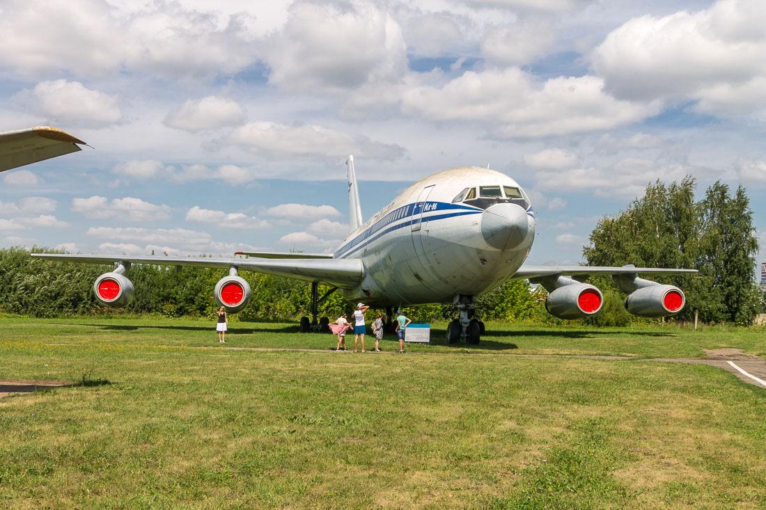 Самолёт Ил-86