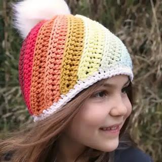 Gorro Lollypop a Crochet