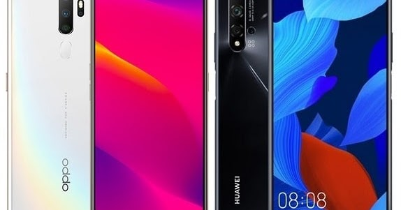 Oppo A11 Vs Huawei nova 5T Specs Comparison
