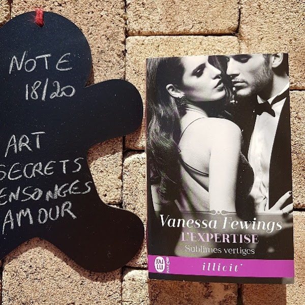 Sublimes vertiges, tome 1 : L'expertise de Vanessa Fewings