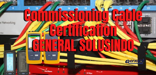 Jasa Testing Commissioning Bengkulu #1 Certification