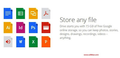 Important of google drive to starters