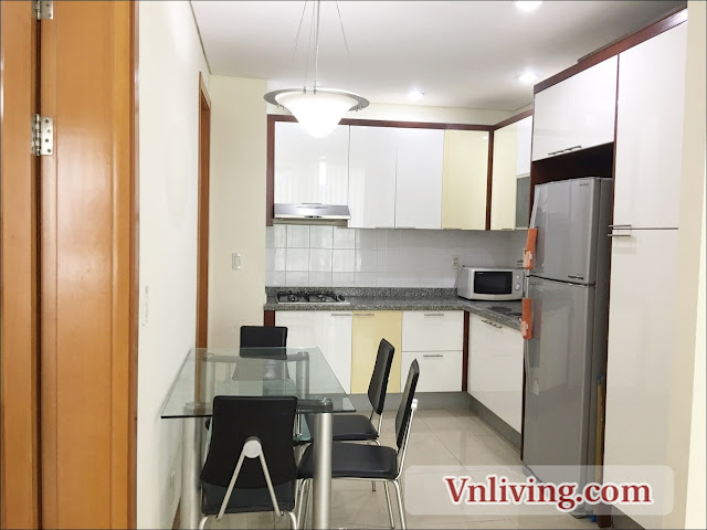 2 Bedrooms for rent in The Manor apartment fully furniture 900 USD