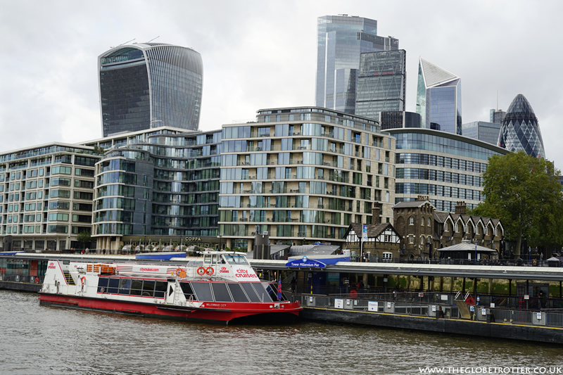 London Sightseeing Tours with City Cruises