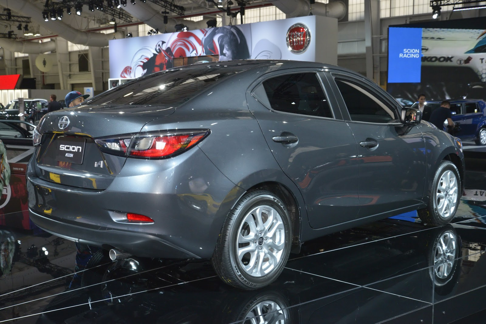 Here S How We Get The Mazda2 In Usa Scion
