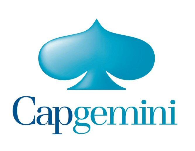 Logo da Capgemini