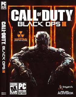 Download Game Gratis Call of Duty Black Ops III Full Version (Descent + Salvation)
