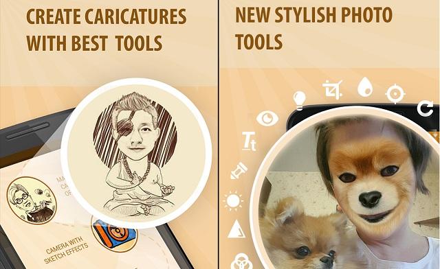Kumpulan Aplikasi Editor Gratis Gambar Kartun Android Terbaru, Terbaik Dan Populer