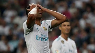 Madrid Tumbang di Kandang Tim Promosi