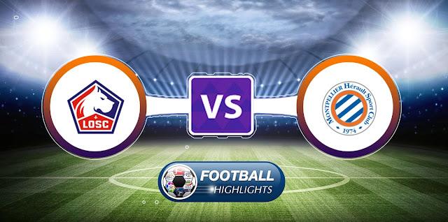 Lille vs Montpellier – Highlights