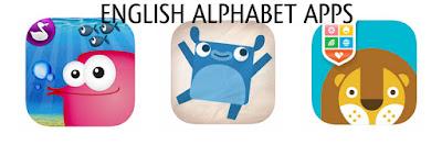3 alphabet apps kids - aplicaciones abecedario en ingles