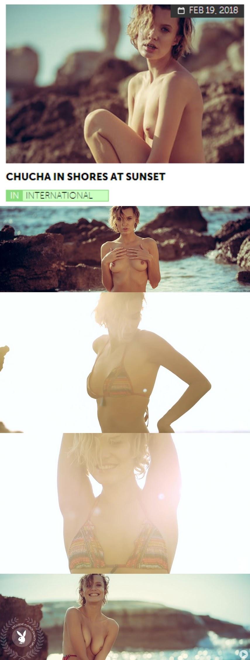 Playboy PlayboyPlus2018-02-19 Chucha in Shores at Sunset