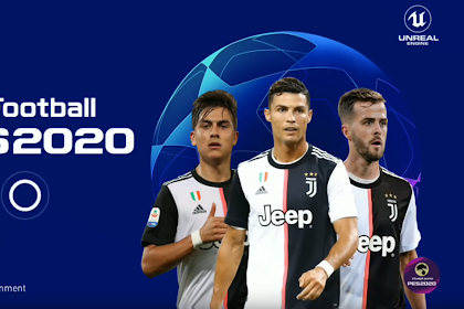 STS Uefa Champions Legaue V4.1.1 Patch of PES2020 Mobile By Stranger Shafiul