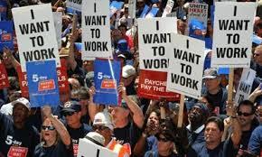 saat menjadi pengangguran, beberapa hal yang dilakukan saat jadi pengganguran, tidak putus asa jadi pengangguran