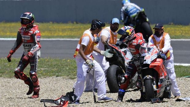 Berikut Jadwal Live Streaming MotoGP Di Spanyol 2019