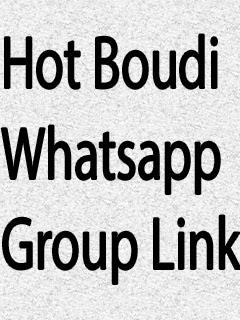 Hot Boudi Whatsapp Group Link