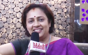 Lakshmy Ramakrishnan : I know value of Food & Hungry   World Hunger Day Special