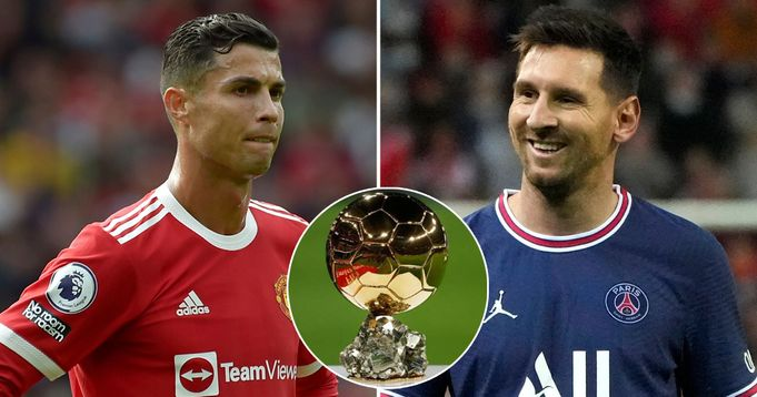 Updated Ballon d'Or power rankings: Ronaldo gathers pace but Messi still leads