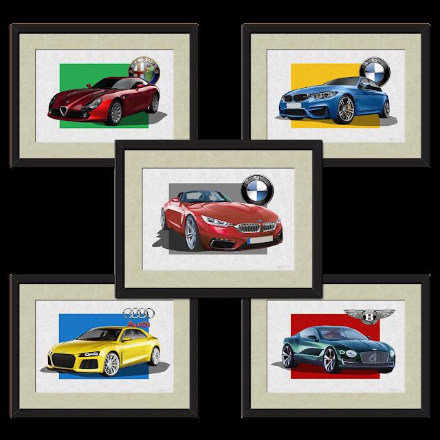 Bmw Z5 Toyota: Serge Averbukh Fine Art