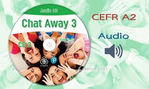Chat Away 3 Audio CD (CEFR A2)