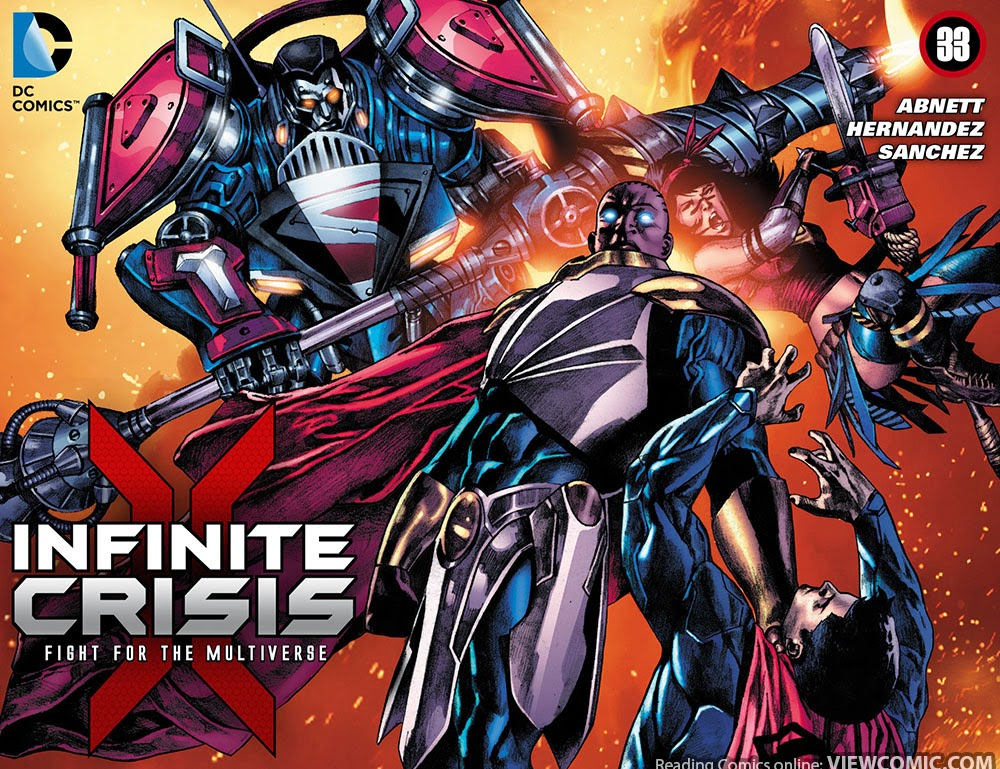 Infinite Crisis – Fight for the Multiverse 033 (2015) | Viewcomic