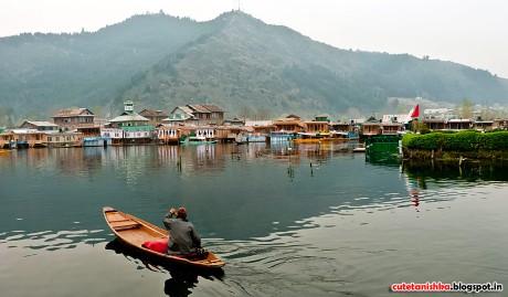 जम्मू-कश्मीर कल और आज