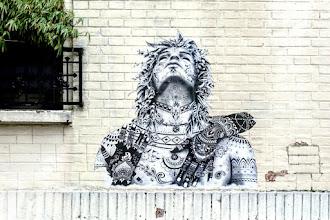 Sunday Street Art : Aydar - rue Cortot - Paris 18