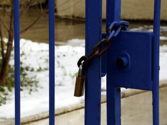 Χιονοπτώσεις: Κλειστά τα σχολεία και στον Δήμο Επιδαύρου