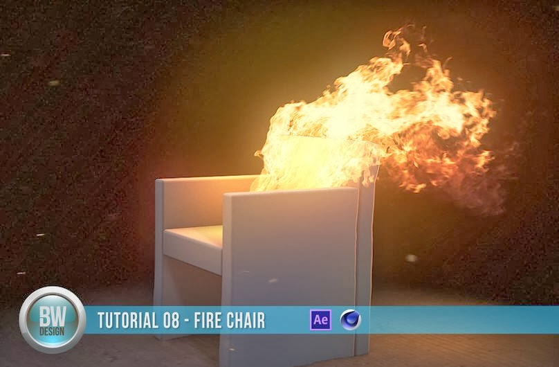 Creating Realistic Fire using Turbulence FD in Cinema 4d | CG TUTORIAL