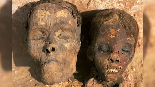 One of the mummies that provided arterial samples came from Dakhla Oasis in Egypt