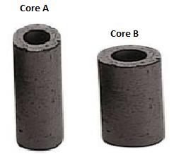 Ferrite core selection