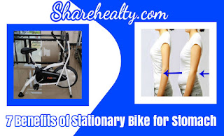 Benefits of Stationary Bike for Stomach