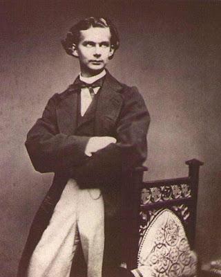 Ludwig II, 1861