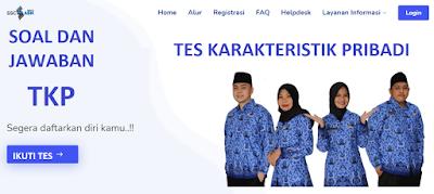 50+ Soal dan Jawaban Tes Karakteristik Pribadi (TKP) dan Latihan Soal CPNS PPPK 2021