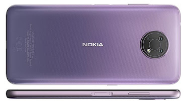 مواصفات وسعر موبايل نوكيا جي10 Nokia G10 - هاتف/جوال/تليفون نوكيا Nokia G10