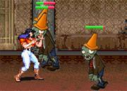 juego Combat Vs Zombies 4