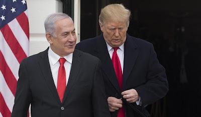 اسرائيل, ترامب, اجهزة مراقبة, البيت الابيض,